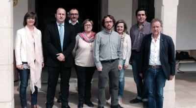 Convenio entre Ferrrocaib y Fundación Mapfre para la clasificación del archivo histórico